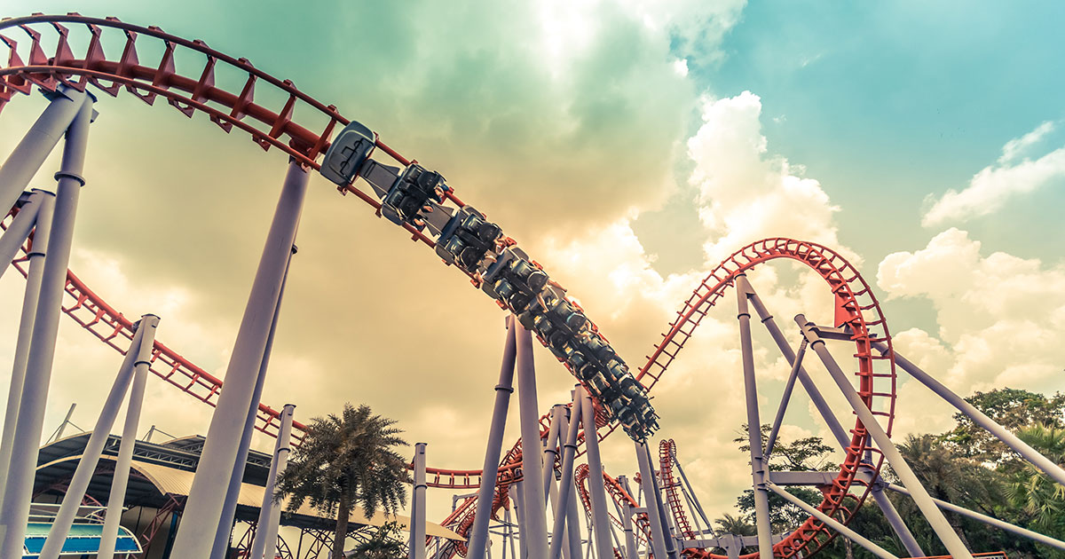 Five Tips to Help You Get Off the Anxiety Roller Coaster