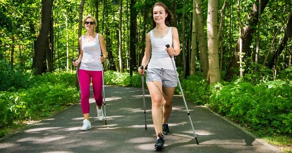 The Benefits of Walk and Talk Therapy