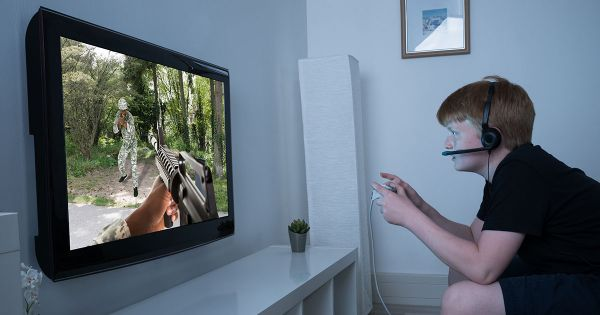 The Truth About Violent Video Games
