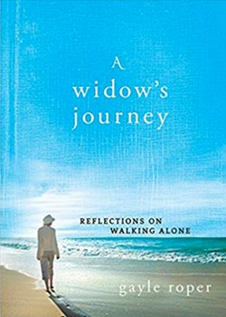 Book Cover for A Widow's Journey: Reflections on Walking Alone by Gayle Roper
