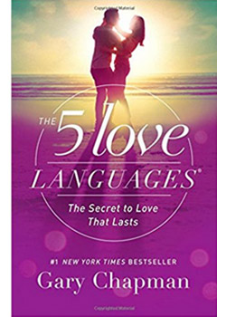 Book Cover for The 5 Love Languages: The Secret to Love that Lasts by Gary Chapman