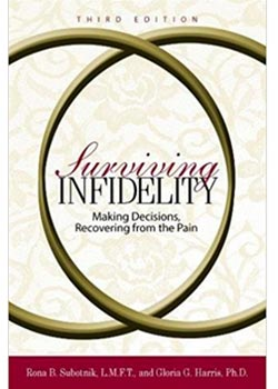 Book Cover for Surviving Infidelity: Making Decisions, Recovering from the Pain by Rona B Subotnik